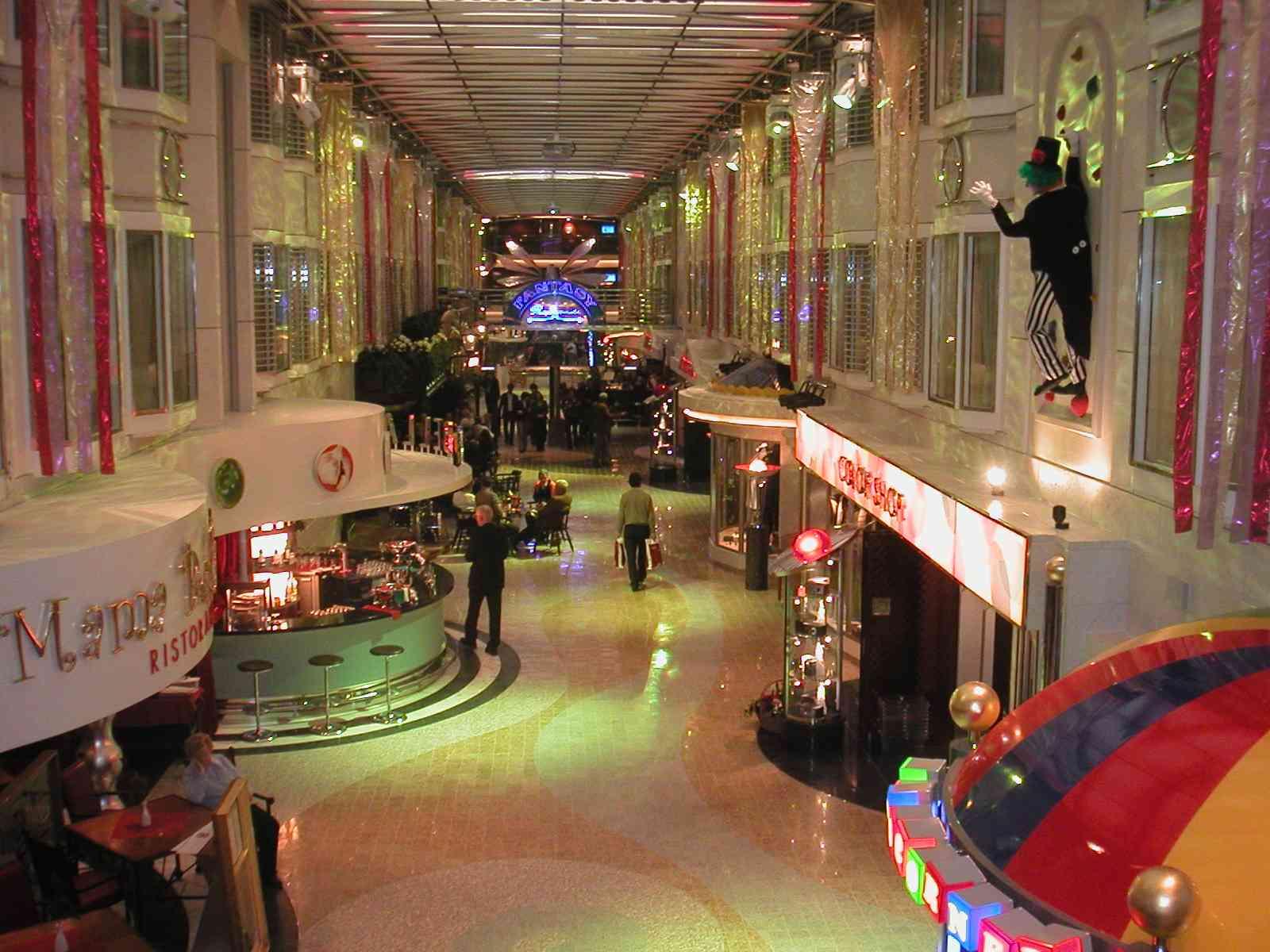 2005 Kiel fergen
